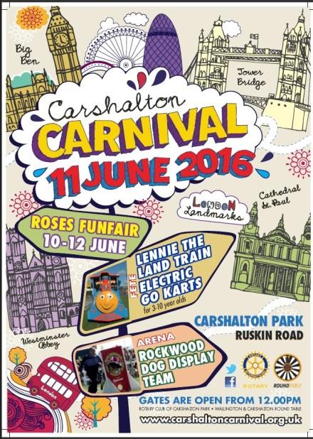 Carnival Poster